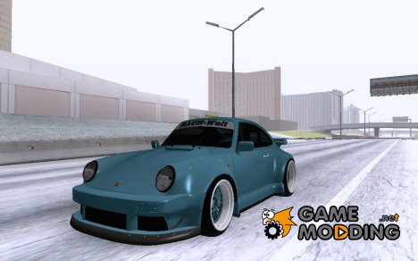 Porsche 911 Turbo RWB DS for GTA San Andreas