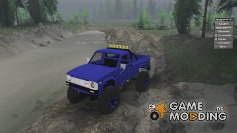 Toyota Hilux 1981 for Spintires 2014