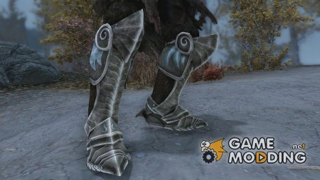 The Legend of Zelda - Hover Boots для TES V Skyrim