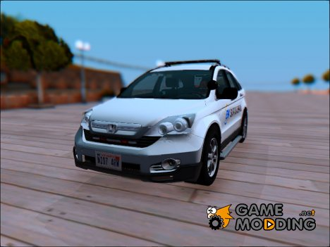 2011 Honda CRV Emergency Management для GTA San Andreas