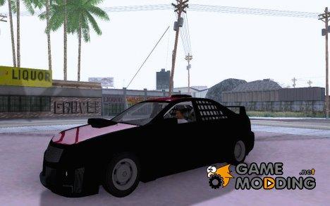Cadillac CTS V Tuning for GTA San Andreas
