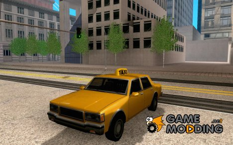 LV Taxi for GTA San Andreas