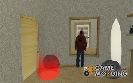 Гардероб v2 для GTA San Andreas