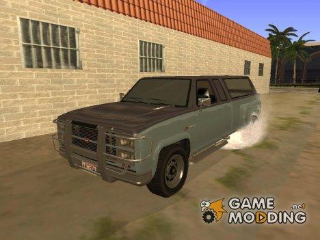 Bobcat XL из GTA 5 for GTA San Andreas