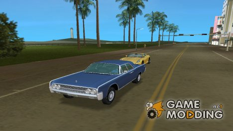 Lincoln Continental Sedan (53A) 1962 for GTA Vice City