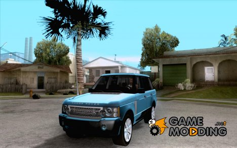 Range Rover Supercharged 2008 for GTA San Andreas