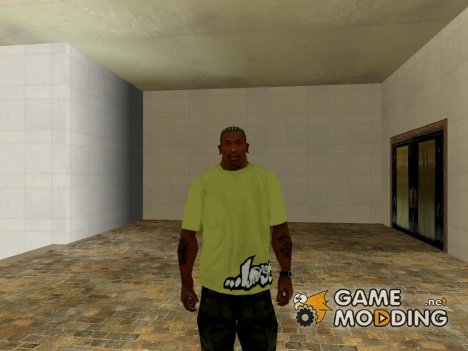 Lost T-shirt for GTA San Andreas