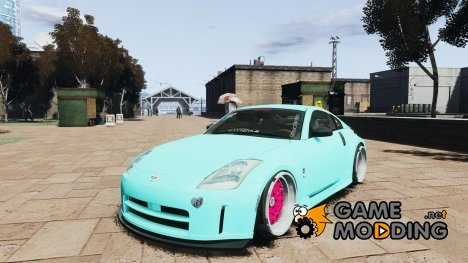 Nissan 350z Minty Z v1.1 for GTA 4