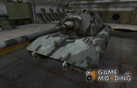 Шкурка для немецкого танка E-100 for World of Tanks