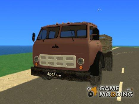 МАЗ 503 бортовой для GTA San Andreas