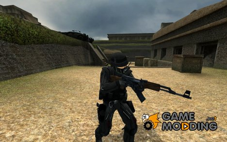 Crysis Nanosuit для Counter-Strike Source