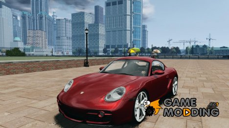 PORSHE CAYMANs для GTA 4