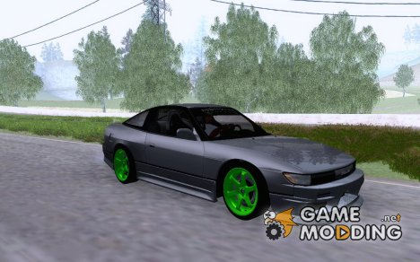 Nissan Sileighty Monster Energy for GTA San Andreas