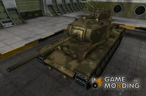 Шкурка для КВ-4 для World of Tanks