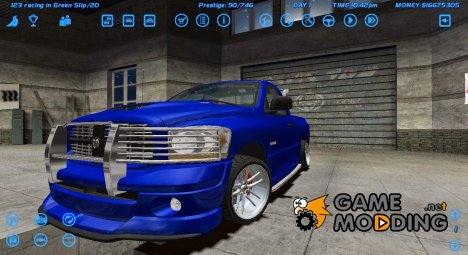 Dodge Ram SRT-10 for Street Legal Racing Redline
