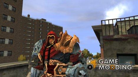 Война из Darksiders для GTA 4