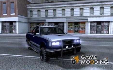 Yosemite Custom для GTA San Andreas