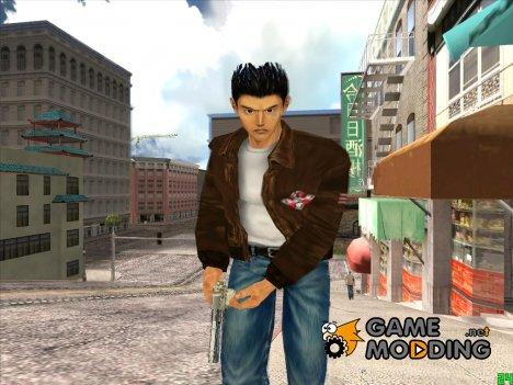 Ryo Hazuki (Shenmue) для GTA San Andreas