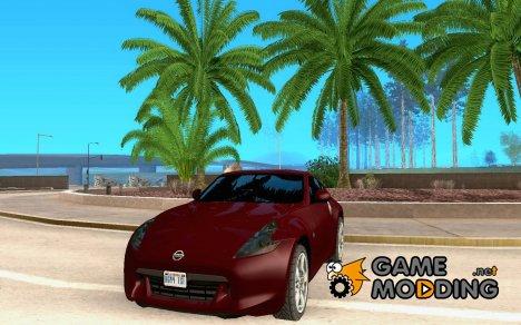Nissan 370Z V2 for GTA San Andreas