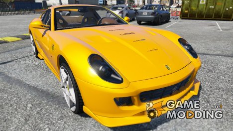 2006 Ferrari 599 GTB Fiorano 2.0 for GTA 5