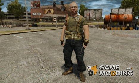 Джейсон Хадсон for GTA 4