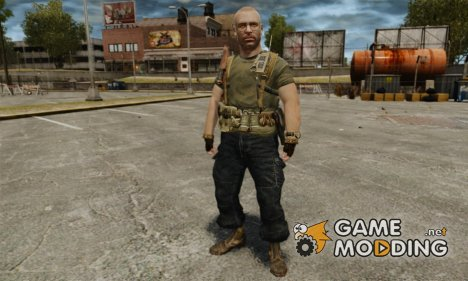Джейсон Хадсон для GTA 4