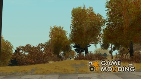Autumn 1.0 for GTA San Andreas