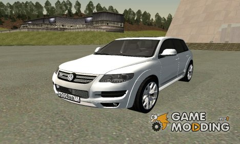 Volkswagen Touareg 2010 для GTA San Andreas