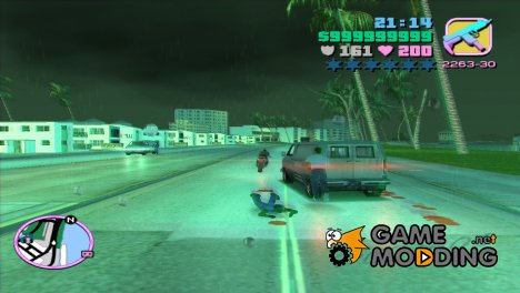 Zombies v1.1 for GTA Vice City