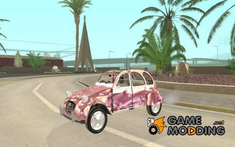 Citroen 2CV for GTA San Andreas