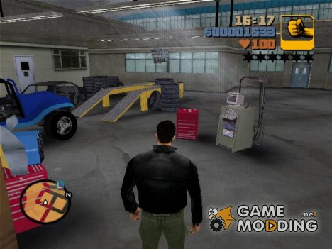 Hidden Interiors Opened Up for GTA 3