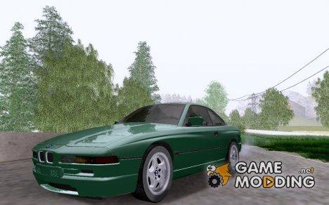 BMW 850CSi 1995 for GTA San Andreas