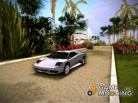 Infernus из GTA IV for GTA Vice City