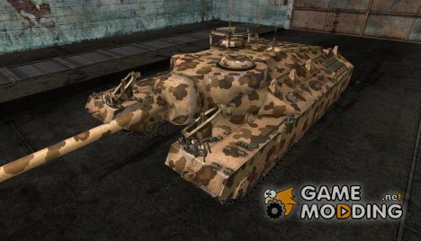 Шкурка для T95 №8 для World of Tanks