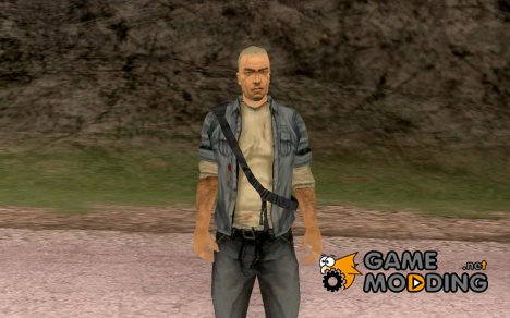 Скин из Manhunt for GTA San Andreas