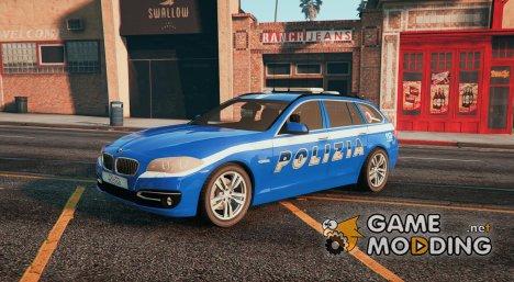 BMW 525 Polizia для GTA 5