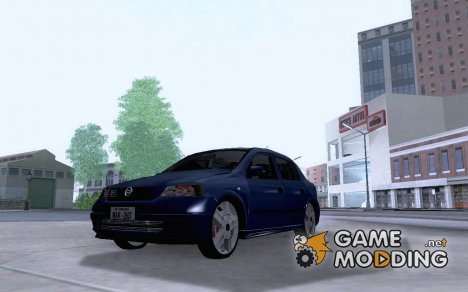 Chevrolet Astra Hatch для GTA San Andreas