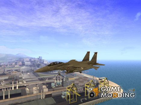 F-15E Strike Eagle for GTA San Andreas