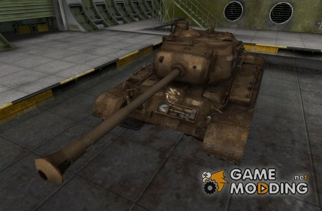 Ремоделинг M46 Patton для World of Tanks