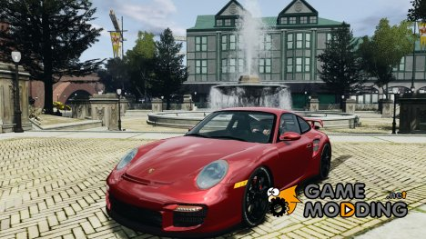 Porsche 911 GT2 for GTA 4