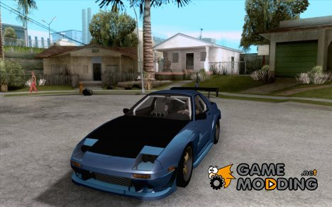 Mazda RX-7 FC3s Re-Amemiya for GTA San Andreas