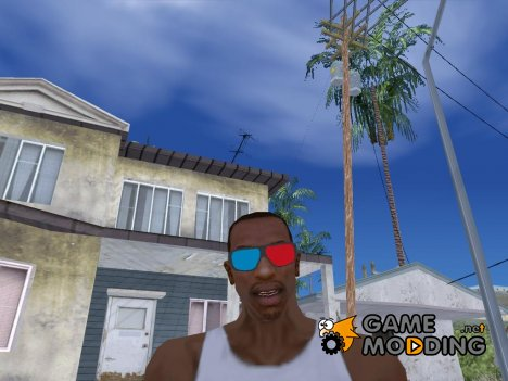 3D Glasses for GTA San Andreas