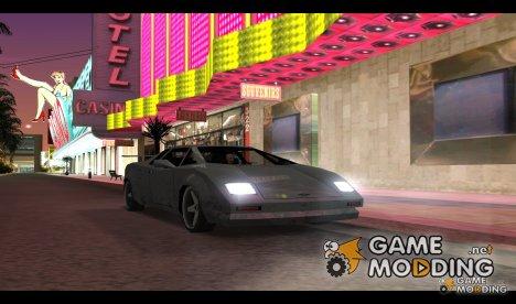 80's Infernus для GTA San Andreas
