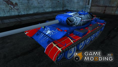 Шкурка для Т-54 for World of Tanks
