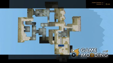 de_cpl_mill for Counter-Strike 1.6