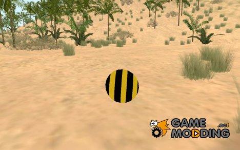 Билайн - граната for GTA San Andreas