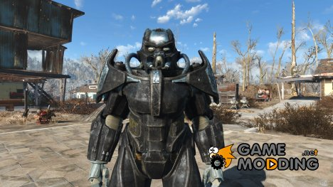 Enclave X-02 Power Armor для Fallout 4