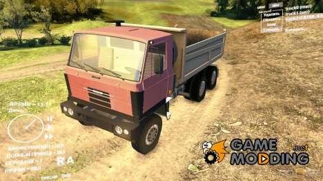 Татра 815 S2 v1.0 for Spintires DEMO 2013