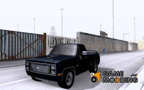 1985 Chevy Silverado SS для GTA San Andreas