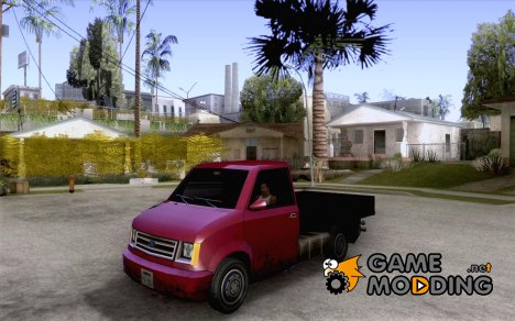 Moonbeam Пикап for GTA San Andreas